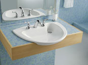 Wheelchair Bathroom Sink : Kohler-ADA-Compliant-Handicapped-Accessible-Sink